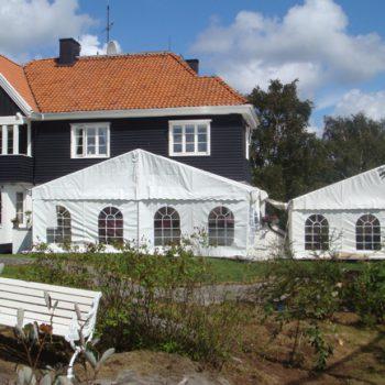 Studentfest i Hovås